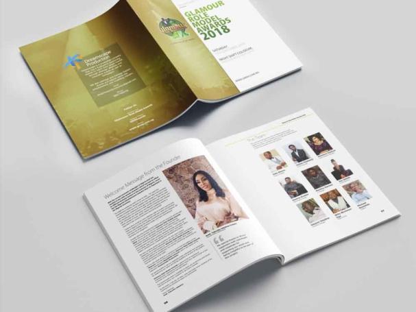 GRMA 2018 Glamour Role Model Awards Brochure