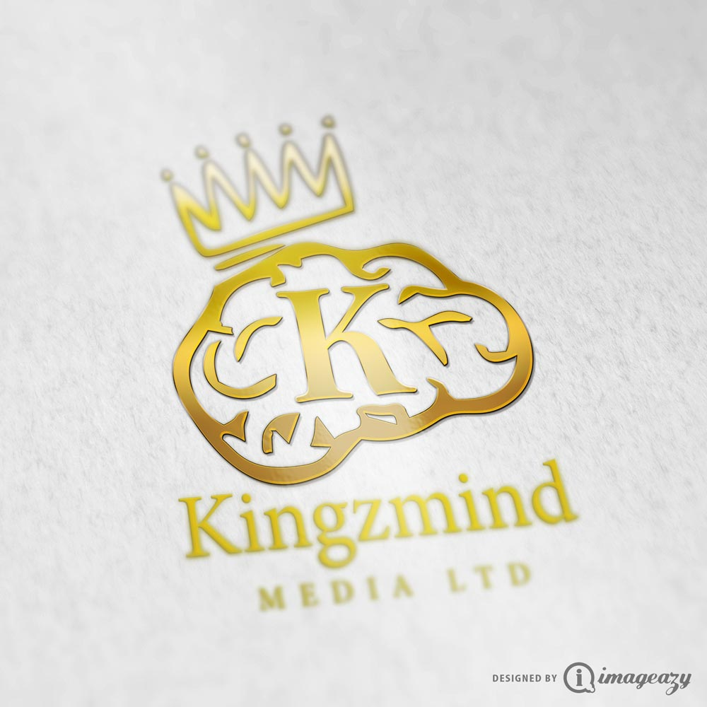 Logo design for Kingzmind Media Ltd