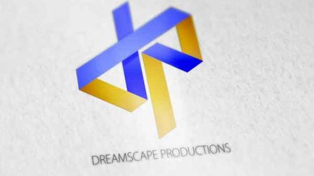 Dreamscape productions Logo Design