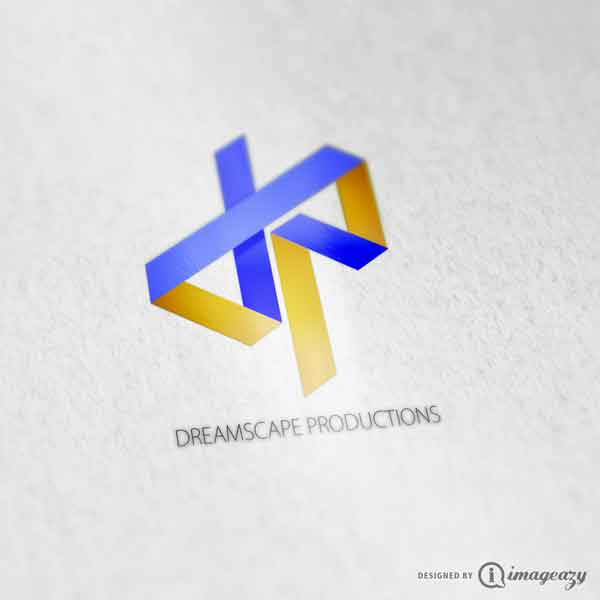 Dreamscape productions Logo Design