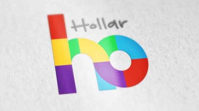 Hollar Logo Design