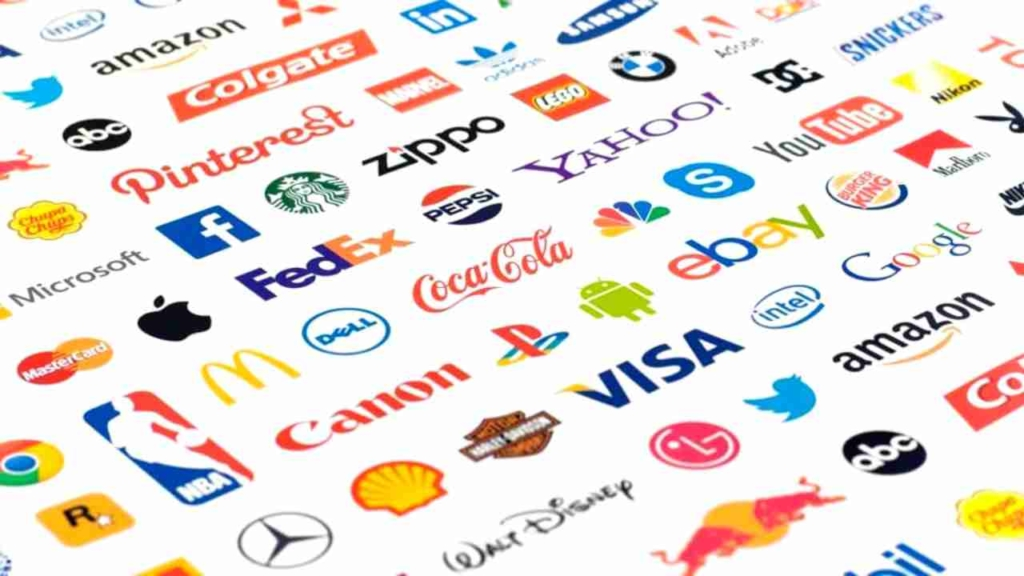 logo designs of successful brands