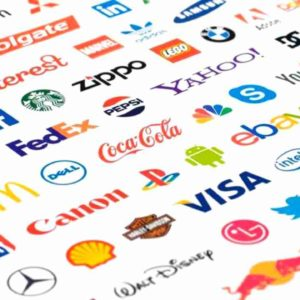 logo designs of successful brands