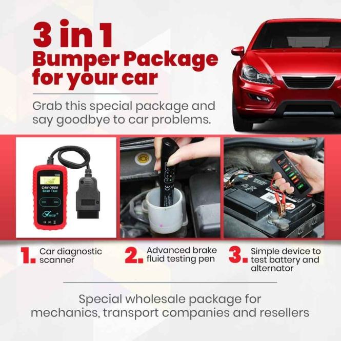 Car Maintenance Device